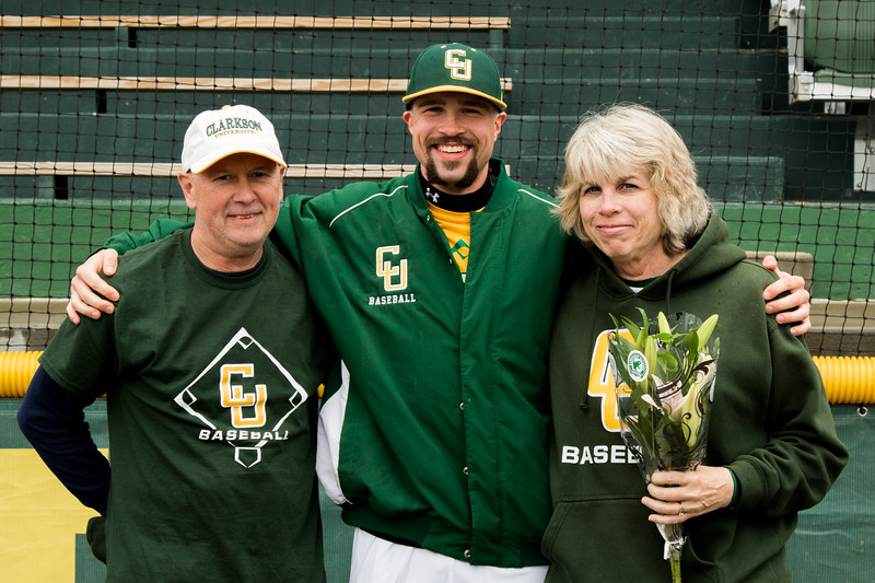 Clarkson Athletics: Men Baseball Seniors