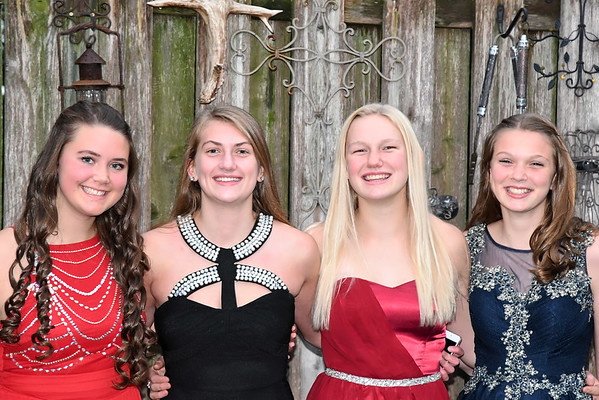 The Volleyball Girls - Homecoming