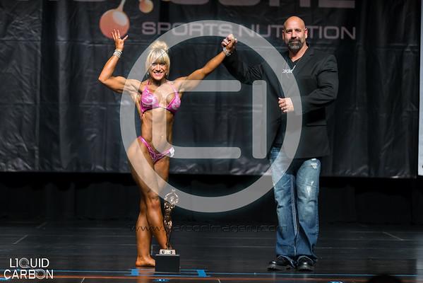 Womens Bodybuilding - Finals