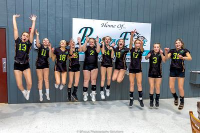 Washington County's Juniors Volleyball