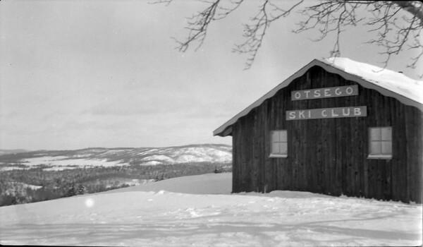 Bundle#66 unlabled Negs Otsego Ski Club 1941