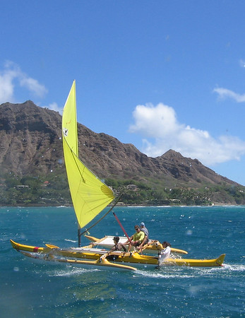 2012 Canoe Sailing Clinic 10-2012