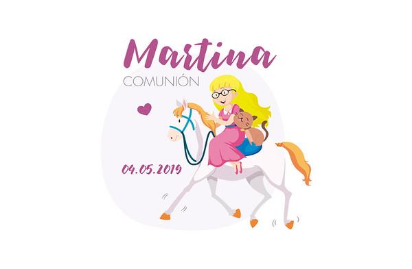 Martina - 4 mayo 2019