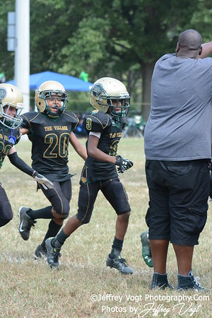 09-05-2015 Montgomery Village Sports Association Chiefs vs Peppermill Pirates Mighty Mites Green, Photos by Jeffrey Vogt Photography