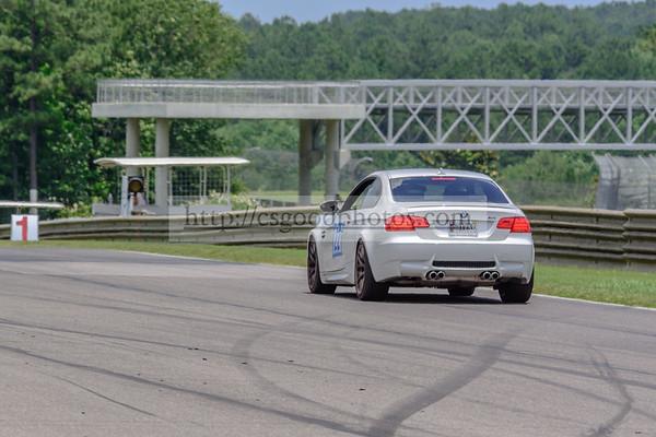 SS 22 White BMW M3