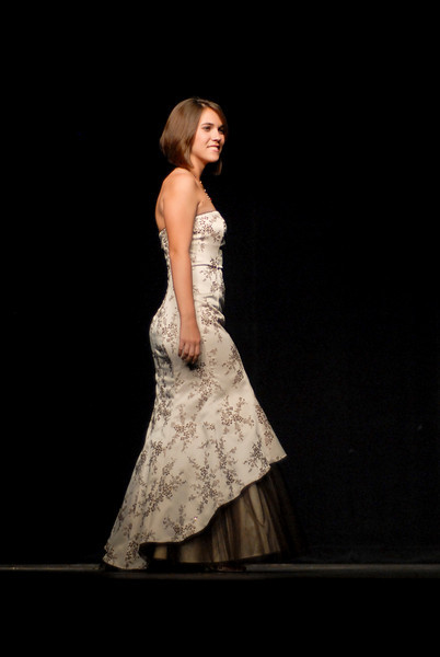 2008 Miss Sylvan Beach Dress Rehearsal (Contestants on stage)