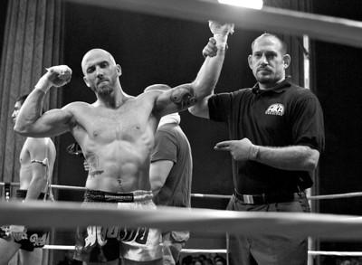 Sean vs Braddock 9-22-11 Fight Photos