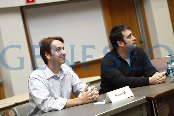 What I wish I knew Panel - Photos by JB