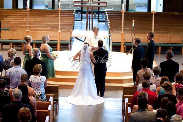 Ceremony - Kelly and Josh