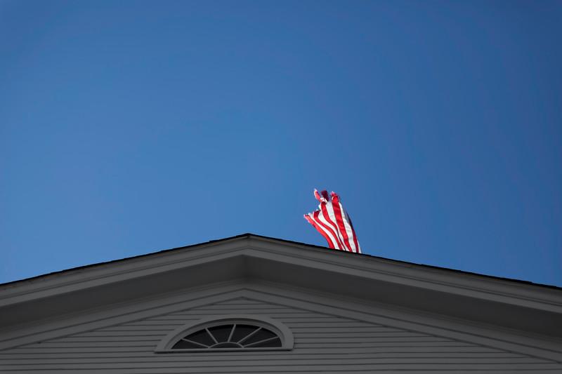 Flag Wear and Tear