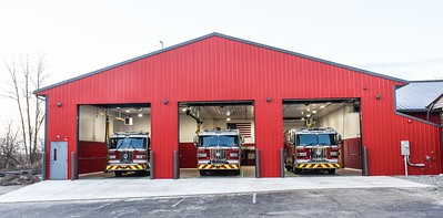 North Fayette Fire Company new station 1
