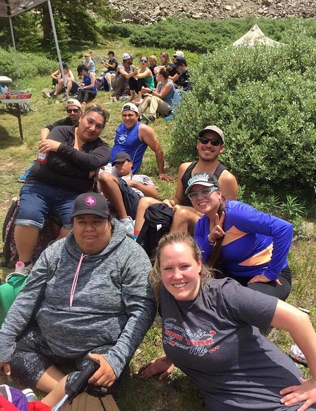 Katie's Gray's Peak Hiking Adventure