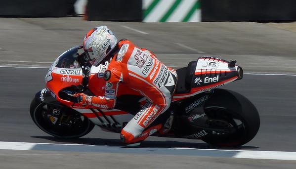 MotoGP Practice @ Indy - 26 Aug. '11