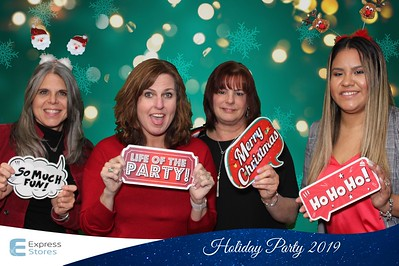 Express Stores 2019 Holiday Party