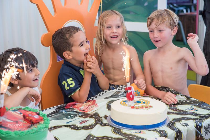 Milad and Joel Birthday