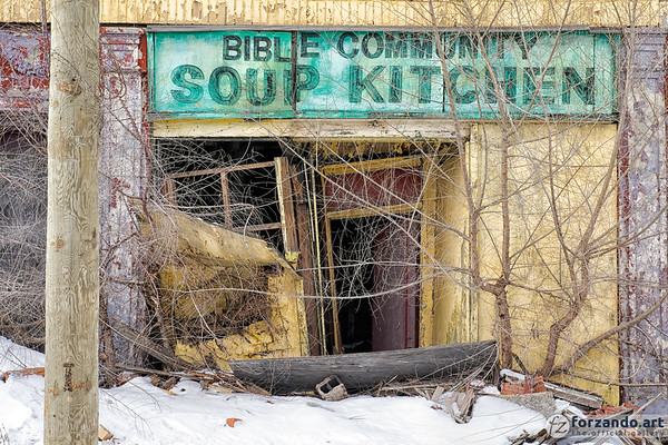 Bible Community Soup Kitchen