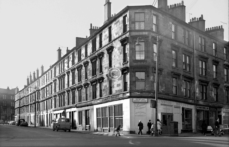 KcKinlay St and Devon St.    October 1973