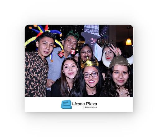 Licona Plaza & Asociados @ Fiesta Fin de Año