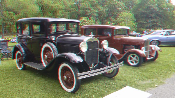 Antique Cars in Avondale Park 13 May 2017