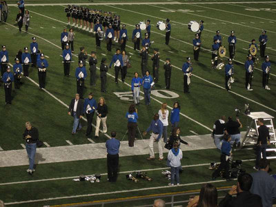 Game 9 - vs Plano East - 24 Oct 2008