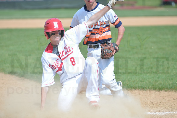 Baseball: Romeoville vs. Naperville Central 5/25/2016