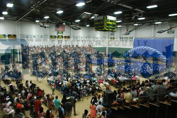 2013 Monticello Graduation