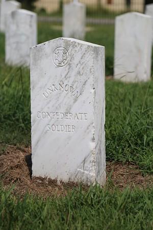 Confederate Cemetary at Okolona