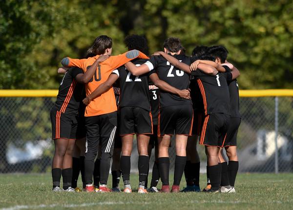 Boys Soccer: Schuylkill Valley vs Antietam