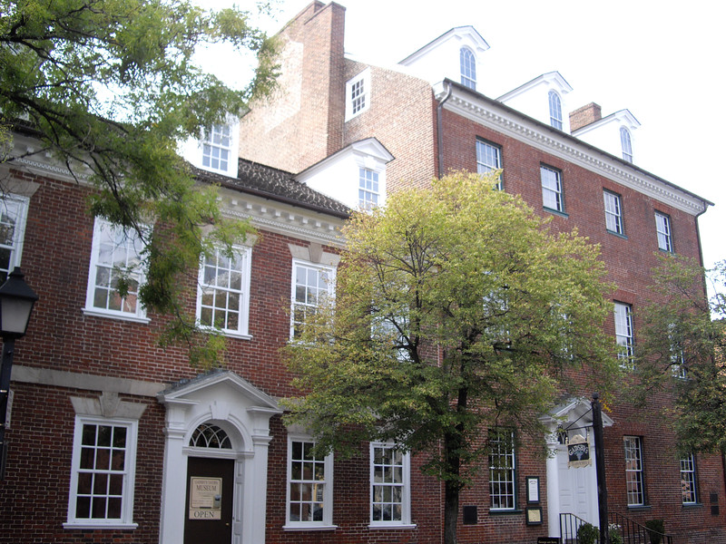 Gadsby's Tavern Museum and Restaurant
