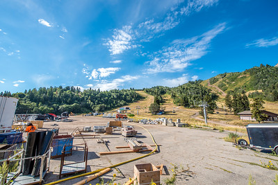 Video and Pics of Blackhawk pouring Wild Cat Tower Footings 2017