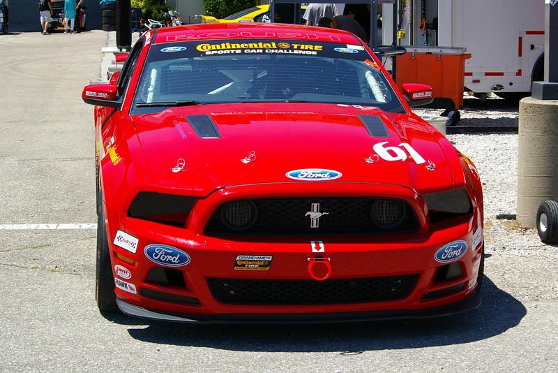GS-Roush Performance Mustang Boss 302