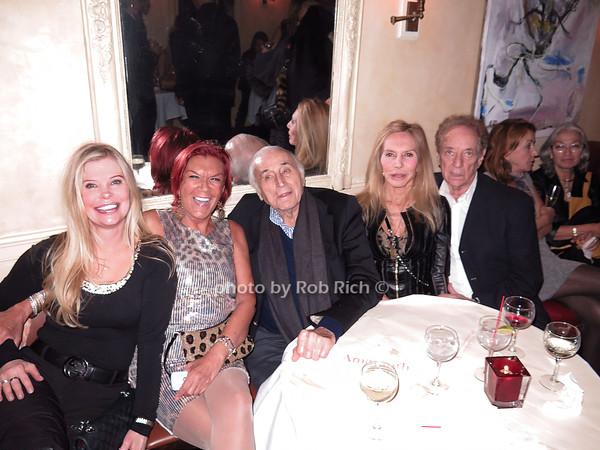 Cindy Guyer, Carmen D'Alessio, guests photo by Rob Rich/SocietyAllure.com © 2014 robwayne1@aol.com 516-676-3939