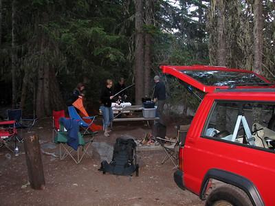 Mt. Rainier, July 19-20, 2008