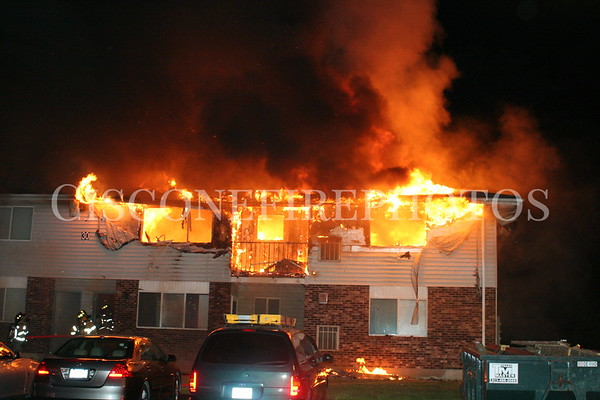 East Haven Fires & Events