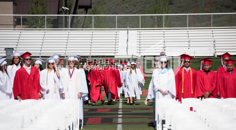 Park City High School Graduation 2016