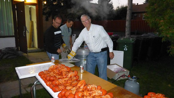 Holy Family Lobster Supper