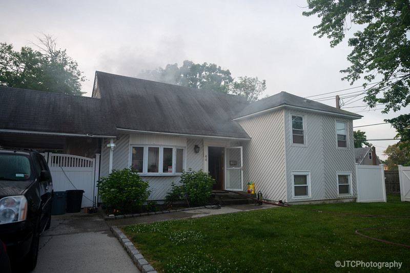 Wyandanch Structure Fire 06-20-2020