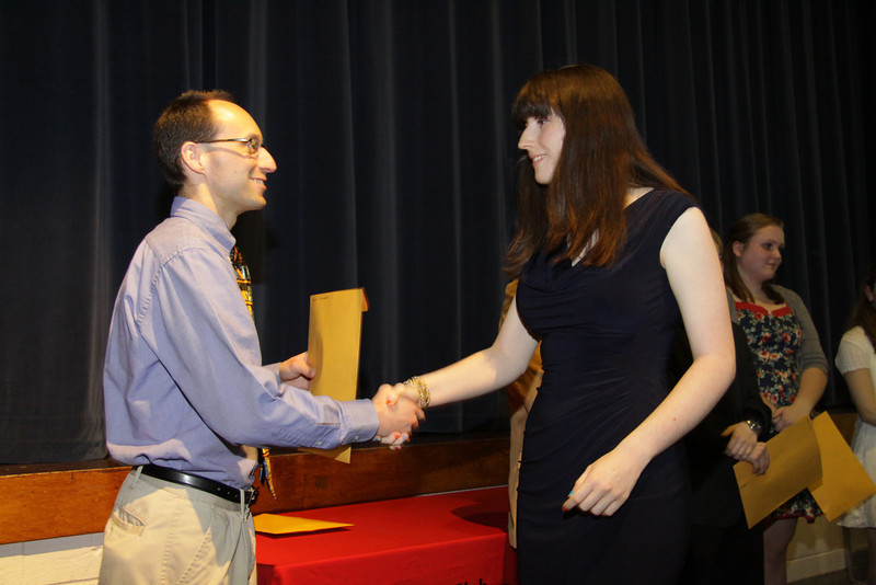 Awards Night 2012: Student of the Year - PSEOP World Civilization
