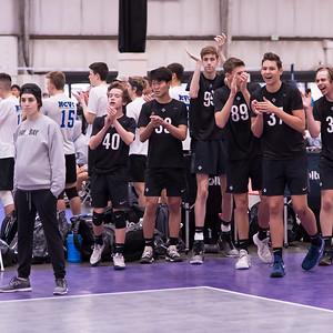 01-06-2018 NCVA Far Western Bid Tournament / 17's
