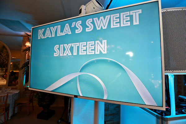 Kayla Sweet 16