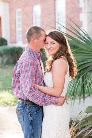Engagement Session | Conway, SC | Shawn + Taylor
