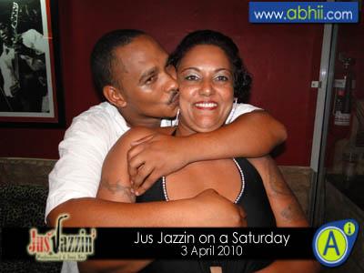 Jus Jazzin - 3rd April 2010