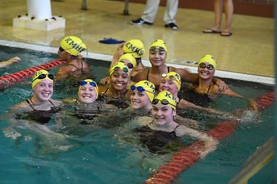 Girls Varsity Swimming –2017