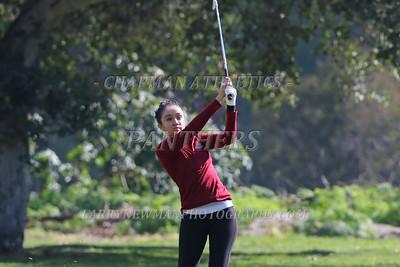 Women's Golf 2017