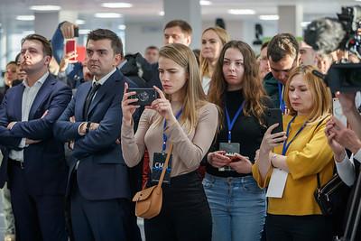 20.11.19 Торжественное открытие мегамолла автомобилей с пробегом (Владимир Васильев)