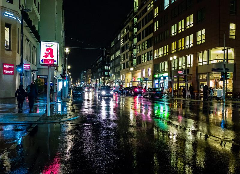 Friedrichstrasse, Berlin