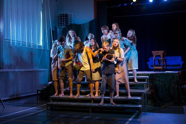 Puolalan koulu musikaali 2021
