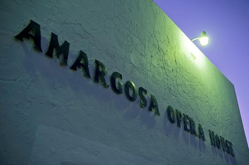 Amargosa Opera House, Death Valley Junction, CA
