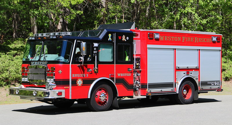 Engine 3.  2014 E-One Typhoon   1250 / 750 / 30F