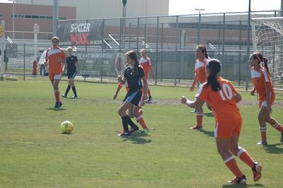 U13 Weston Girls 033112 W1-0
